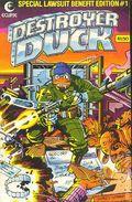 Destroyer Duck (1982) 1