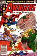 Avengers (1963 1st Series) 222