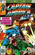 Captain America (1968 1st Series) 247