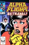 Alpha Flight (1983 1st Series) 8