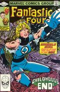 Fantastic Four (1961 1st Series) 245