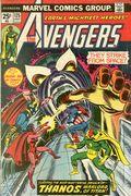 Avengers (1963 1st Series) 125