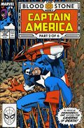 Captain America (1968 1st Series) 358