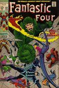Fantastic Four (1961 1st Series) 83