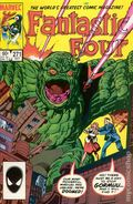 Fantastic Four (1961 1st Series) 271