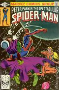 Spectacular Spider-Man (1976 1st Series) 51