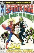 Spectacular Spider-Man (1976 1st Series) 50