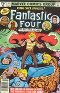 Fantastic Four (1961 1st Series) Annual 14