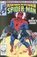 Spectacular Spider-Man (1976 1st Series) 76B