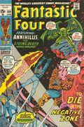 Fantastic Four (1961 1st Series) 109