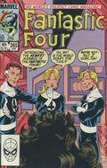 Fantastic Four (1961 1st Series) 265