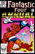 Fantastic Four (1961 1st Series) Annual 17
