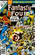Fantastic Four (1961 1st Series) Annual 13