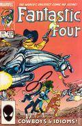 Fantastic Four (1961 1st Series) 272