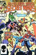 Marvel Super Heroes Secret Wars (1984) 5