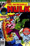 Incredible Hulk (1962-1999 1st Series) Annual 6