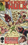 Incredible Hulk (1962-1999 1st Series) 316