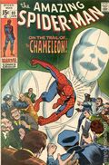 Amazing Spider-Man (1963 1st Series) 80