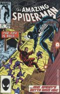 Amazing Spider-Man (1963 1st Series) 265A