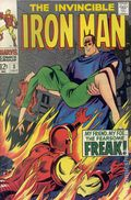 Iron Man (1968 1st Series) 3