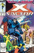 X-Factor (1986 1st Series) 25