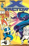 X-Factor (1986 1st Series) 40