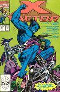 X-Factor (1986 1st Series) 57