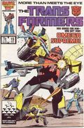Transformers (1984 Marvel) 1st Printing 19