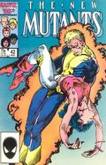New Mutants (1983 1st Series) 42