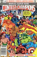 Marvel Super Hero Contest of Champions (1982) 1