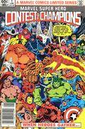 Marvel Super Hero Contest of Champions (1982) 1