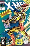 Uncanny X-Men (1963 1st Series) 279
