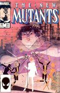 New Mutants (1983 1st Series) 31