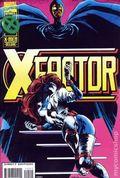 X-Factor (1986 1st Series) 115D