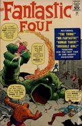 Fantastic Four (1961 1st Series) Golden Record Reprint 1COMIC