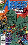 Avengers West Coast (1985) 61