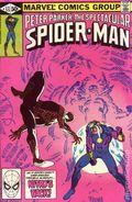 Spectacular Spider-Man (1976 1st Series) 55