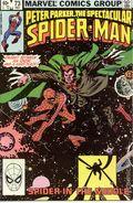 Spectacular Spider-Man (1976 1st Series) 73