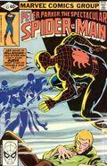 Spectacular Spider-Man (1976 1st Series) 43