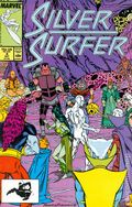 Silver Surfer (1987 2nd Series) 4
