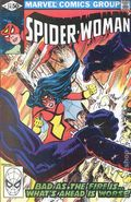 Spider-Woman (1978-1983 1st Series) 34