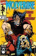 Wolverine (1988 1st Series) 38