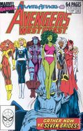 Avengers West Coast (1986) Annual 4