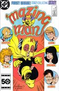 Mazing Man (1986) 1