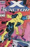 X-Factor (1986 1st Series) 11