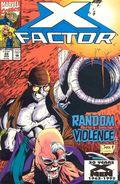 X-Factor (1986 1st Series) 88