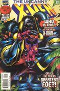Uncanny X-Men (1963 1st Series) 345