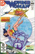 Wonder Woman (1942 1st Series DC) 295