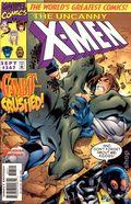 Uncanny X-Men (1963 1st Series) 347