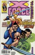 X-Force (1991 1st Series) Annual 1999